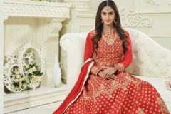 Arihant Designer Karwa Special Wholesale Anarkali Catalog Collection .