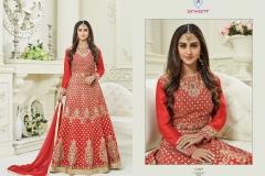 Arihant Designer Karwa Special Wholesale Anarkali Catalog Collection Karwa 12097