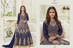 Arihant Designer Karwa Special Wholesale Anarkali Catalog Collection Karwa 12098