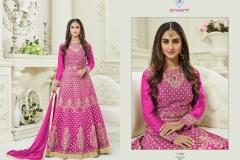 Arihant Designer Karwa Special Wholesale Anarkali Catalog Collection Karwa 12099