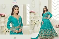 Arihant Designer Karwa Special Wholesale Anarkali Catalog Collection Karwa 12102