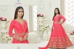Arihant Designer Karwa Special Wholesale Anarkali Catalog Collection Karwa 12104