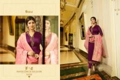 Fiona Ayesha Jacquard Vol 2 Wholesale Suit Catalog Collection 22043