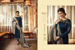 Fiona Ayesha Jacquard Vol 2 Wholesale Suit Catalog Collection 22047