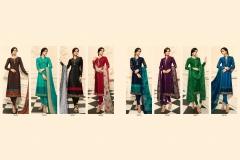 Fiona Crepina Vol 3 Wholesale Suit Catalog Collection INDEX