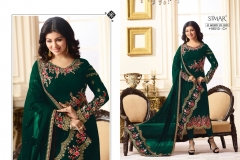 Glossy Reenaz-18010-Color Wholesale Suit Catalog Collection-18010-C