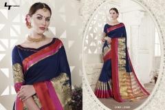 LT FABRICS Handloom Silk Wholesale Saree Catalog Collection Handloom 21001