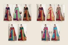 LT FABRICS Handloom Silk Wholesale Saree Catalog Collection Handloom THUMBNAIL
