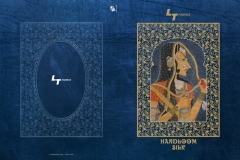 LT FABRICS Handloom Silk Wholesale Saree Catalog Collection TITAL BACK