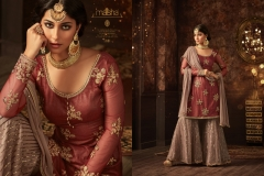 Maisha Aziza Wholesale Suit Catalog Collection-5801