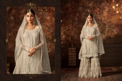 Maisha Aziza Wholesale Suit Catalog Collection-5802