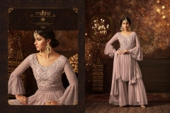 Maisha Aziza Wholesale Suit Catalog Collection-5803