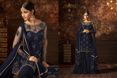 Maisha Aziza Wholesale Suit Catalog Collection-5805