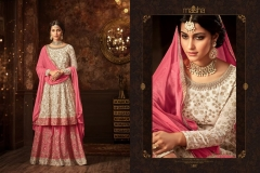 Maisha Aziza Wholesale Suit Catalog Collection-5807