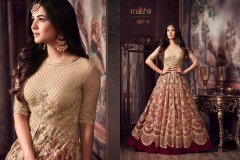Maisha Shayra-5601-Color Wholesale Suit Catalog Collection-5601-A