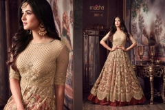 Maisha Shayra-5601-Color Wholesale Suit Catalog Collection-5601-C