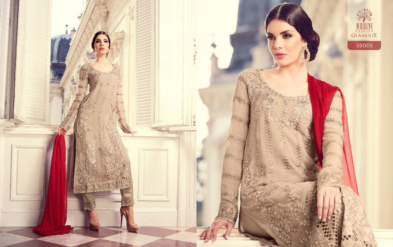 28a0b349ea Mohini Fashions Glamour Vao 38 Wholesale Suit Catalog Collection Glamour38  38006