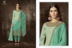 Nakkashi Nakshtra Mehreen Wholesale Suit Catalog Collection-105-A