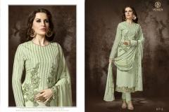 Nakkashi Nakshtra Mehreen Wholesale Suit Catalog Collection-107-A