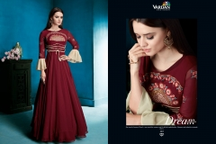 Vardan Navya Vol-7 Wholesale Suit Catalog Collection Navya7-163