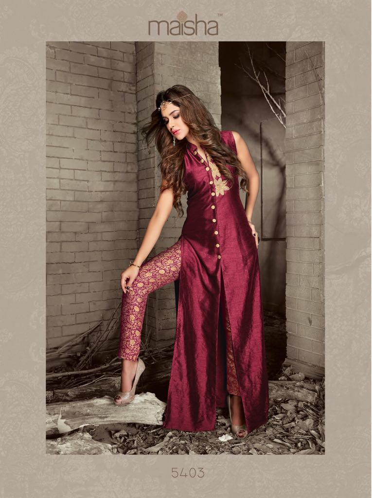 c6d8b7e26f S.S Fashion Maisha Maskeen Quinn Vol 2 Wholesale Suit Catalog Collection  Quinn2 5403 (3)