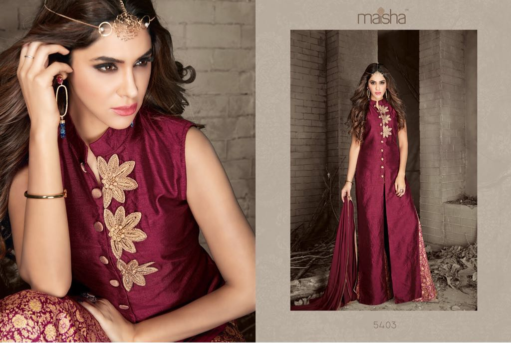 e8c4e97495 S.S Fashion Maisha Maskeen Quinn Vol 2 Wholesale Suit Catalog Collection  Quinn2 5403