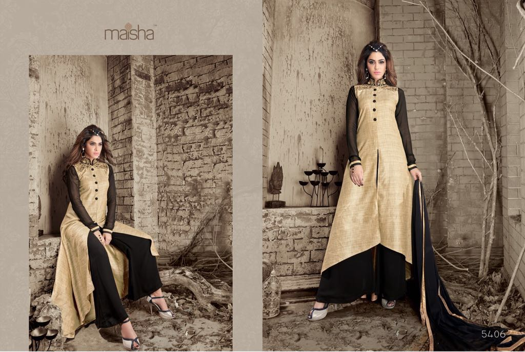 b2966fe288 S.S Fashion Maisha Maskeen Quinn Vol 2 Wholesale Suit Catalog Collection  Quinn2 5406