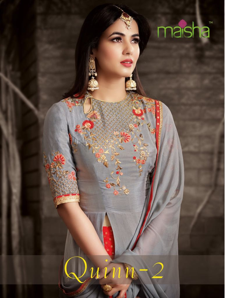 59c3d4ee3d S.S Fashion Maisha Maskeen Quinn Vol 2 Wholesale Suit Catalog Collection  Quinn2 QUINN 2