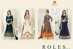 Sajawat Creation Roles Vol 10 Wholesale Salwar Suit Catalog Collection Thumb