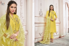 Shree Fab Rangoli Wholesale Suit Catalog Collection-5002