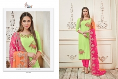 Shree Fab Rangoli Wholesale Suit Catalog Collection-5004